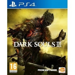 Dark Souls III PL PS4