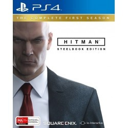 Hitman Complete First...