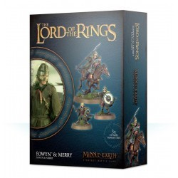 Middle-Earth SBG Eowyn & Merry