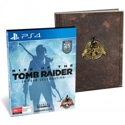 Rise Of The Tomb Raider PL...
