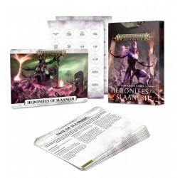 Warscroll Cards: Hedonites...