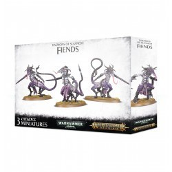 Daemons of Slaanesh Fiends
