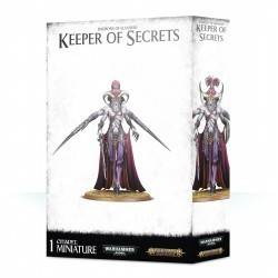 Daemons of Slaanesh Keeper...