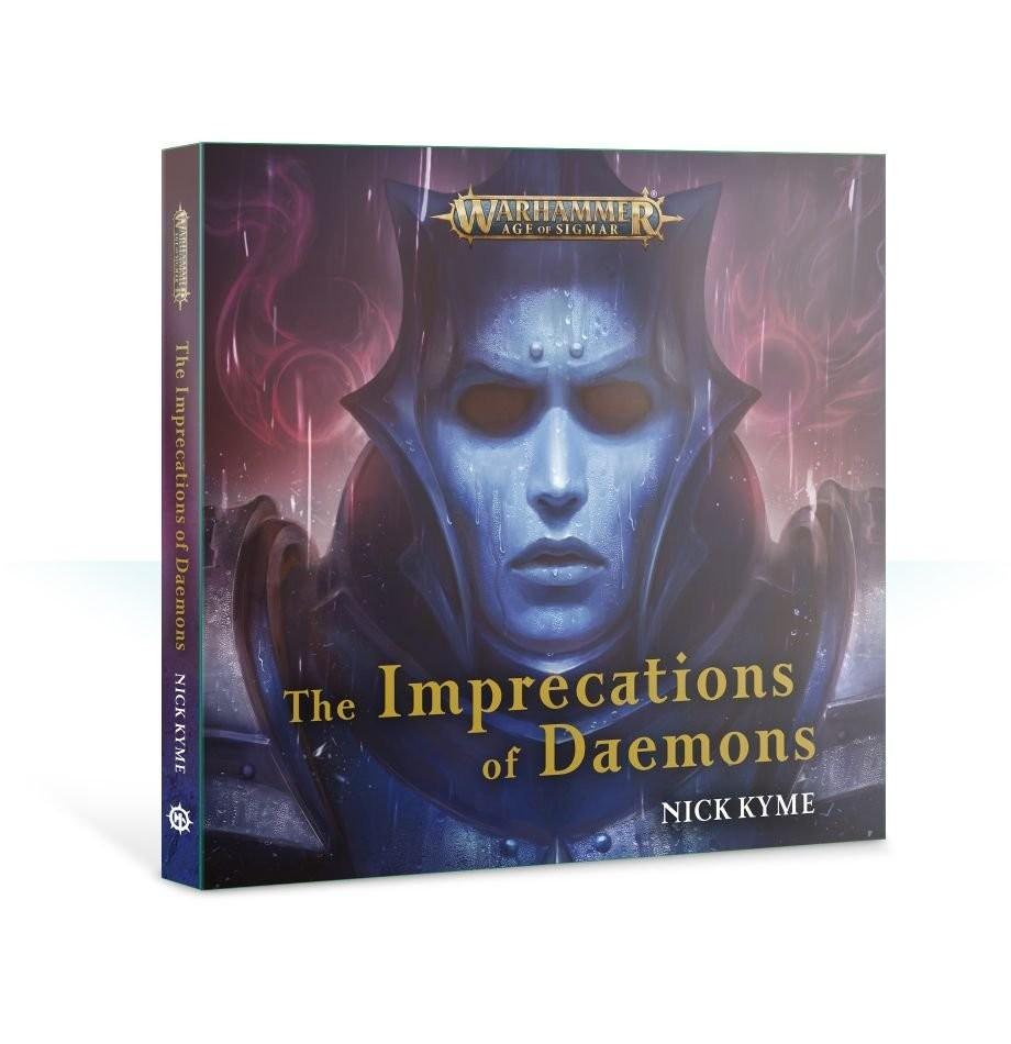 Imprecations of Daemons (Audiobook)