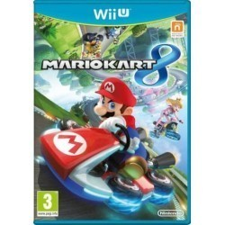 Mario Kart 8 WiiU używana
