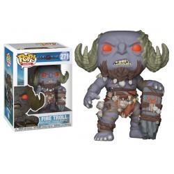 POP! God of War - Fire Troll