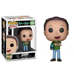 POP! Rikck & Morty - Jerry