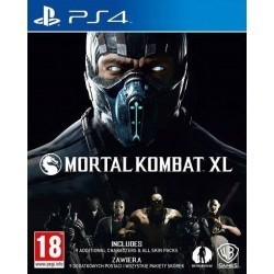 Mortal Kombat XL PL PS4...