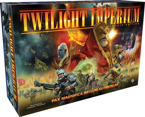 Twilight Imperium 4th Ed.