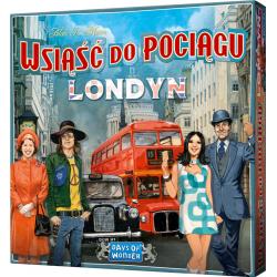 Wsiąść do Pociągu: Londyn...