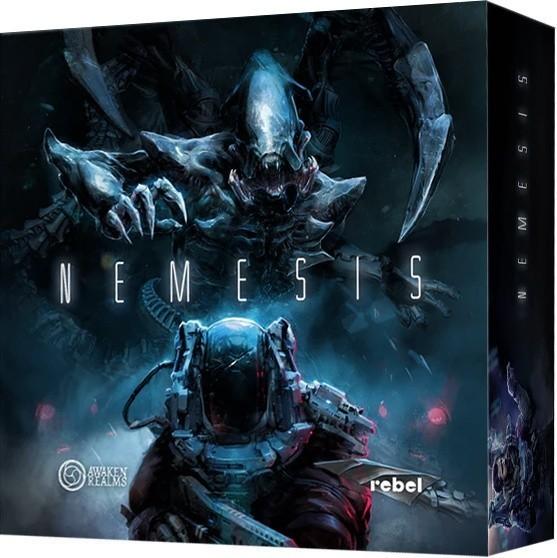 Nemesis (przedsprzedaż dodruku)