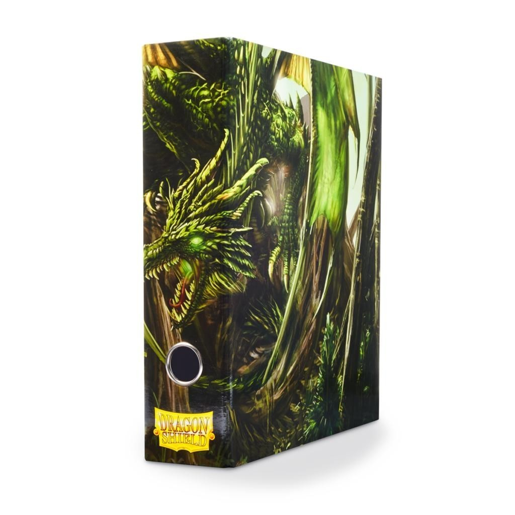 Dragon Shield - Slipcase Binder - Radix the Living Root