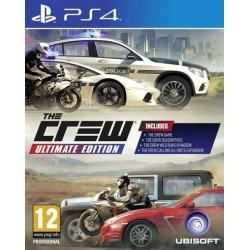 The Crew Ultimate Edition...