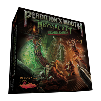 Perdition's Mouth: Revised Edition IT