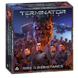Terminator Genisys: Rise of...