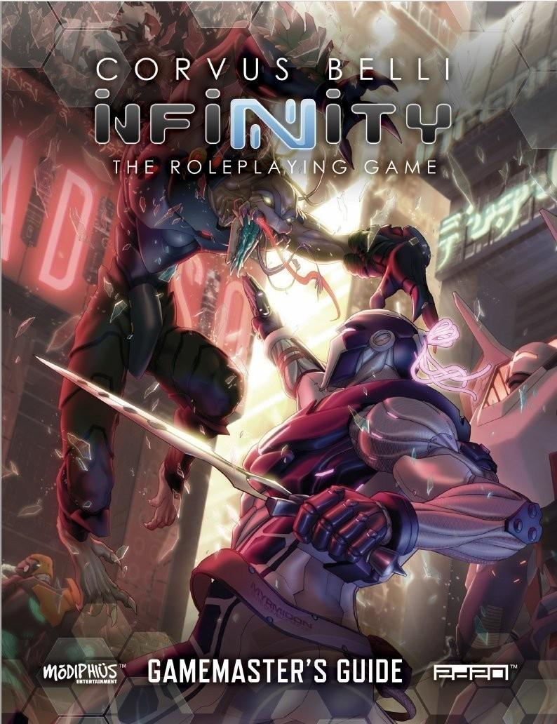 Infinity RPG - Gamemasters Guide