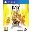 Legend of Kay Anniversary PS4 używana