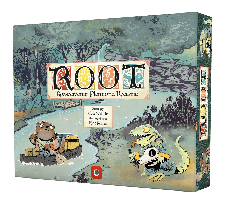 Root: Plemiona Rzeczne (przedsprzedaż)