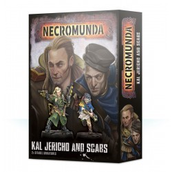Necromunda Kal Jericho and...