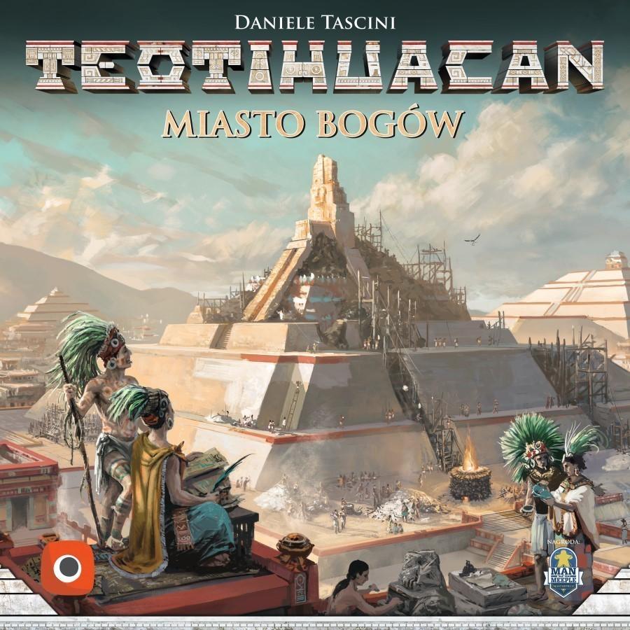 Teotihuacan Miasto Bogów (uszkodzone opakowanie)