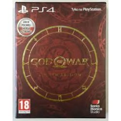 God of War Limited Edition...