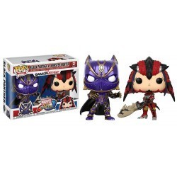 POP! Marvel vs Capcom -...