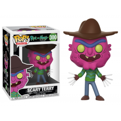 POP! Rick & Morty - Scary...