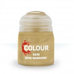 Citadel Base Iron Warriors...