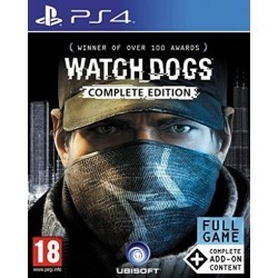 Watch Dogs Complete Edition...