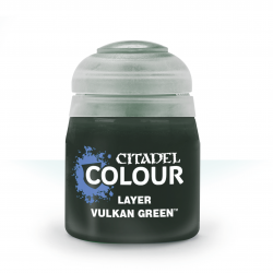 Citadel Layer Vulkan Green...