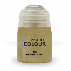 Citadel Air Relictor Gold...