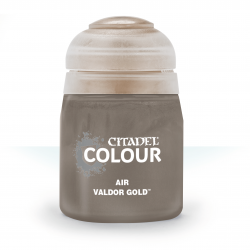 Citadel Air Valdor Gold (24ml)
