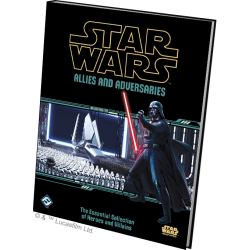 Star Wars RPG: Allies and...