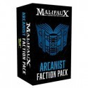 Malifaux 3rd - Arcanist Faction Pack
