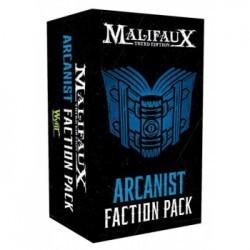 Malifaux 3rd - Arcanist...