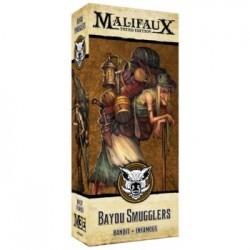 Malifaux 3rd - Bayou...