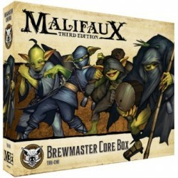 Malifaux 3rd - Brewmaster...