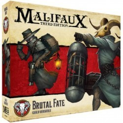 Malifaux 3rd - Brutal Fate