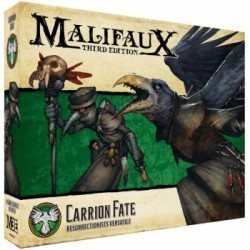 Malifaux 3rd - Carrion Fate