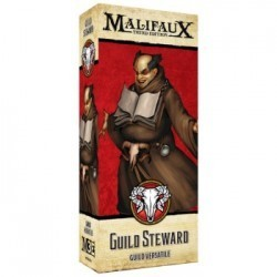 Malifaux 3rd - Guild Steward
