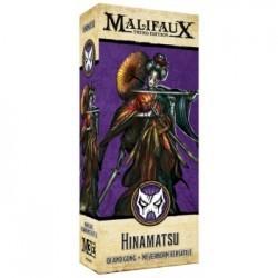 Malifaux 3rd - Hinamatsu