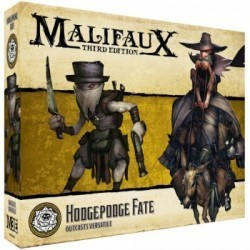 Malifaux 3rd - Hodgepodge Fate