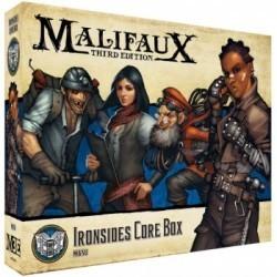 Malifaux 3rd - Ironsides...