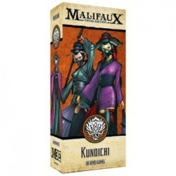 Malifaux 3rd - Kunoichi...