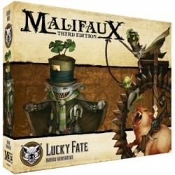 Malifaux 3rd - Lucky Fate