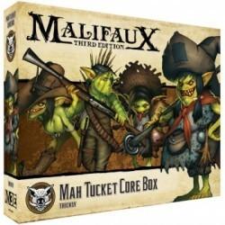 Malifaux 3rd - Mah Tucket...