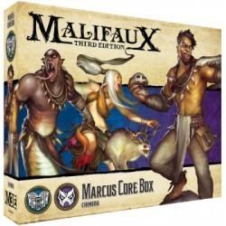 Malifaux 3rd - Marcus Core Box