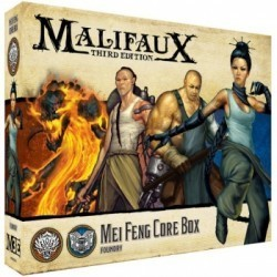 Malifaux 3rd - Mei Feng...