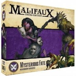 Malifaux 3rd - Mysterious...
