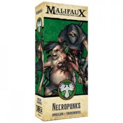 Malifaux 3rd - Necropunks